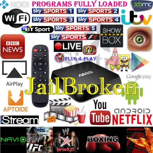 Features of Android TV Box   TV Box Australia