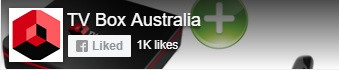 Find TV Box Australia on Facebook